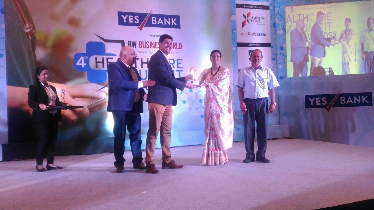 medikabazaar awarded for digital innovations