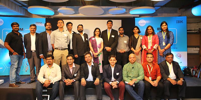 Medikabazaar in IBM Smartcamp